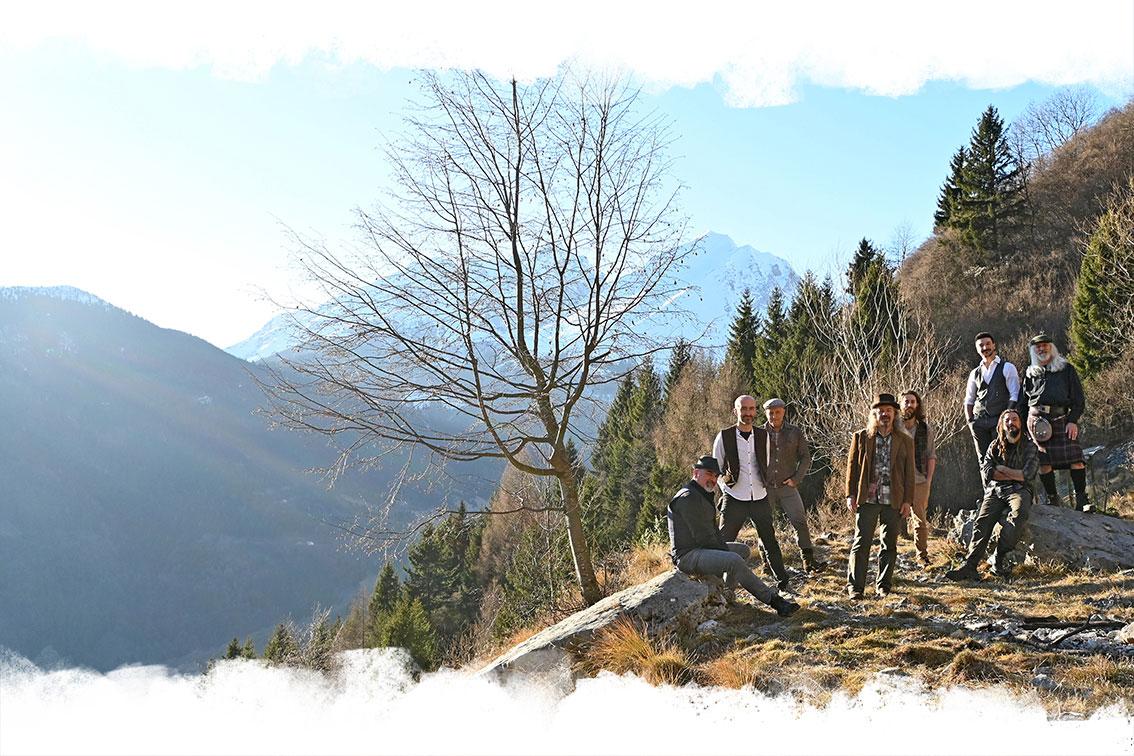 I LUF in montagna